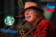 Monsanto Has Some Thoughts About Neil Young's Anti-Monsanto Protest Album