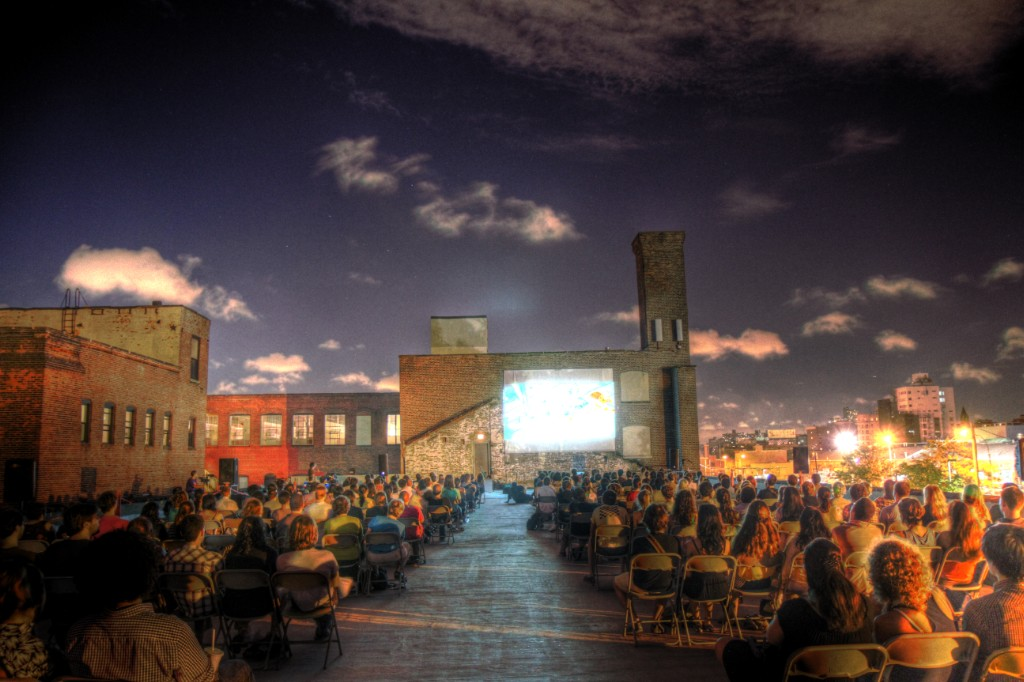 Win Tickets To A Rooftop Screening Amp Dj Party In Brooklyn