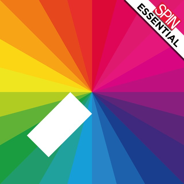 SPIN Essenital Jamie xx In Colour