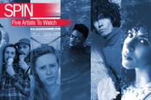 SPIN Five to Watch July