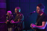 Belle and Sebastian Rip Through 'Sukie In the Graveyard,' 'Allie' on 'Seth Meyers'