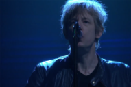 Watch Spoon Cover the Cramps' Psychobilly Classic 'TV Set' on 'Conan'