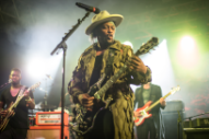 Watch D'Angelo's Entire Bonnaroo Performance
