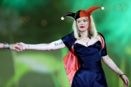 Courtney Love Could've Been Harley Quinn in Canceled 'Batman' Movie