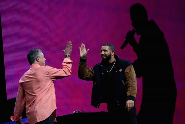 drake-eddy-cue-apple-music-wwdc-2015