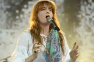 Florence + the Machine Will Replace Foo Fighters as Glastonbury Headliner