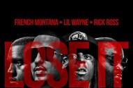French Montana Scores Lil Wayne, Rick Ross, and Kanye West for 'Lose It'