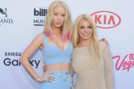Iggy Azalea Blames Britney Spears' Team for 'Pretty Girls' Flop