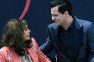 Jack White and Loretta Lynn Inducted Into Nashville's Music City Walk of Fame