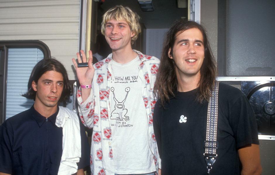 Nirvana, 1992