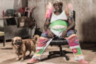 Nozinja 'Gambles With His Talent' on Major-Label Debut, 'Nozinja Lodge'