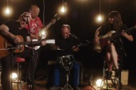 Watch Pixies Debut Acoustic New Song, 'Um Chagga Lagga'
