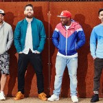 Rudimental Recorded Part of New Album 'We the Generation' in Their Skivvies