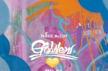sia-travie-mccoy-golden-new-song