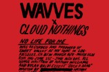 Download Wavves and Cloud Nothings' Collaborative LP 'No Life for Me'