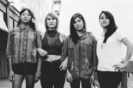 La Luz 'Don't Wanna Be Anywhere' on Lush Second Listen Off Sophomore LP