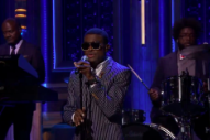 OMI Performs 'Cheerleader' and Discusses the Song's Creation on 'Fallon'
