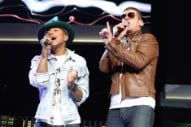 Robin Thicke and Pharrell Denied 'Blurred Lines' Retrial
