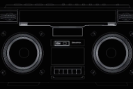Metric Voyage Through 'Tron'-Like History of Boomboxes in 'Too Bad, So Sad'