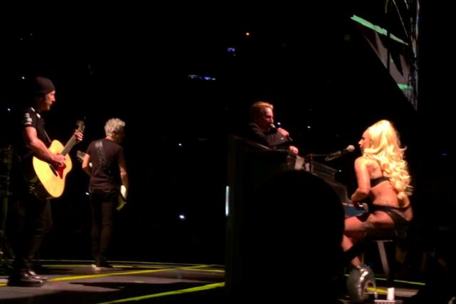 U2, Lady Gaga