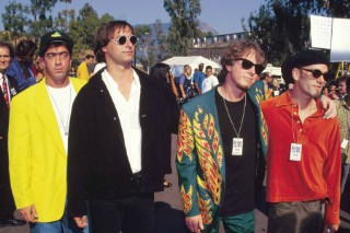R.E.M.: SPIN's 1991 'Out of Time' Cover Story, 'Going for Baroque'