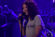 Alessia Cara Makes TV Debut Playing 'Here' With the Roots on 'Fallon'