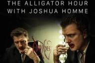 Arctic Monkeys' Alex Turner Guests on Josh Homme's Beats 1 Show