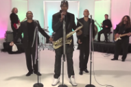 2 Chainz Plays in a Terrible (Fake) Wedding Band With Key and Peele