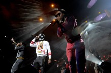 Migos at Power 105.1's Powerhouse 2014 Show