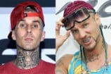 RiFF RAFF and Travis Barker 'Spazz Out' Together on Special Warped Tour Track