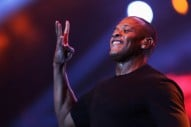 Dr. Dre to Release 'Straight Outta Compton' OST Featuring Brand-New Music