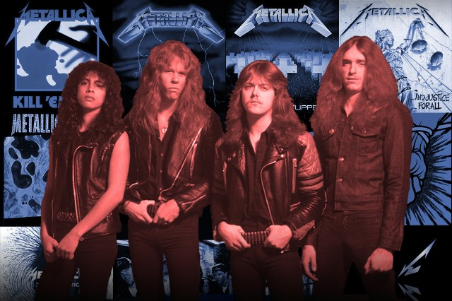 All 151 Metallica Songs, Ranked | SPIN