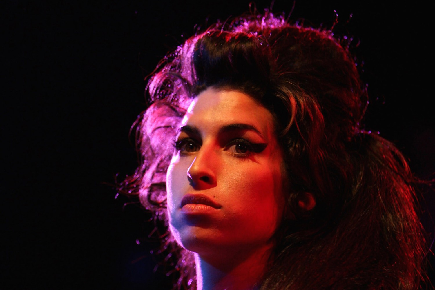 Amy Winehouse new face of Cavalli forecasting