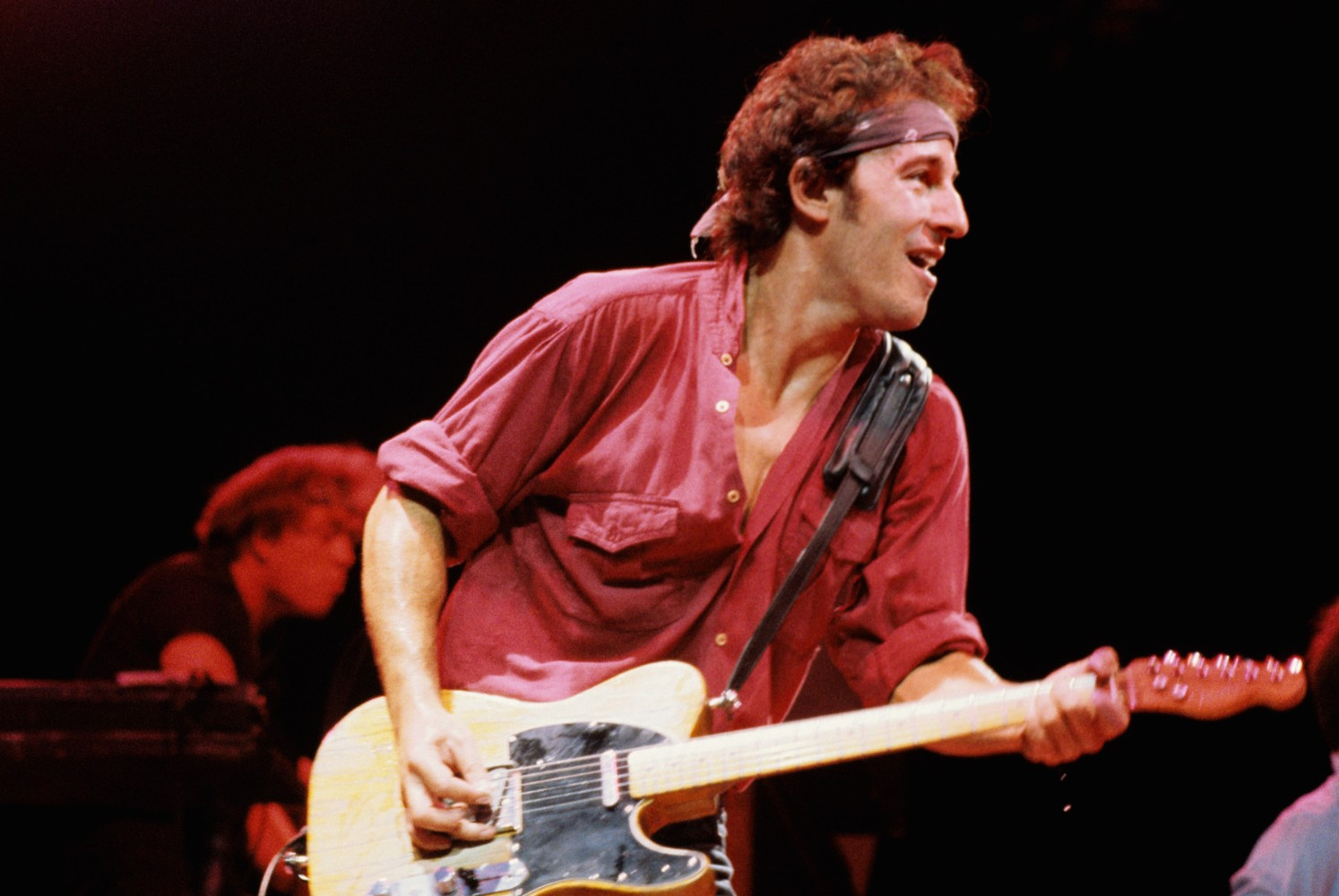 spin�s 1985 cover story confessions of a number one bruce