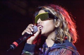M.I.A.: SPIN's 2008 Cover Story
