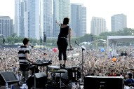 SPIN at Lollapalooza 2015: Toyota Tent Schedule