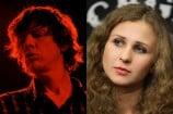 Thurston Moore and Pussy Riot's Maria Alyokhina Discuss Putin and FIFA