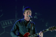 Noel Gallagher Goes Backstage for His High Flying Birds' 'Lock All The Doors' Video