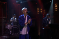 Years & Years Get Crowned 'King' on 'Fallon'