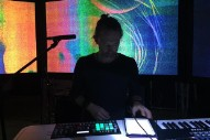 Nigel Godrich Tweets a Picture of Thom Yorke in the Studio