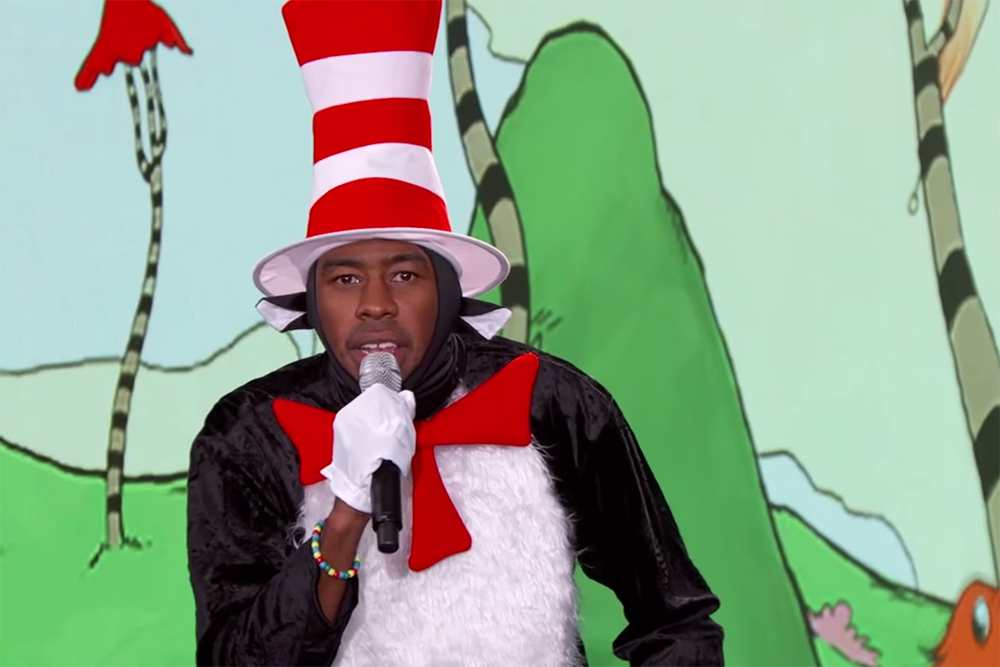 Cat In The Hat Music You Tube