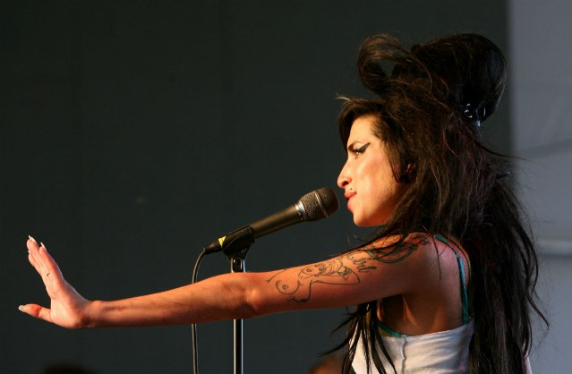 Amy Winehouse: SPIN's 2007 Cover Story, 'Lady Sings the