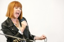 Carly Rae Jepson Visits