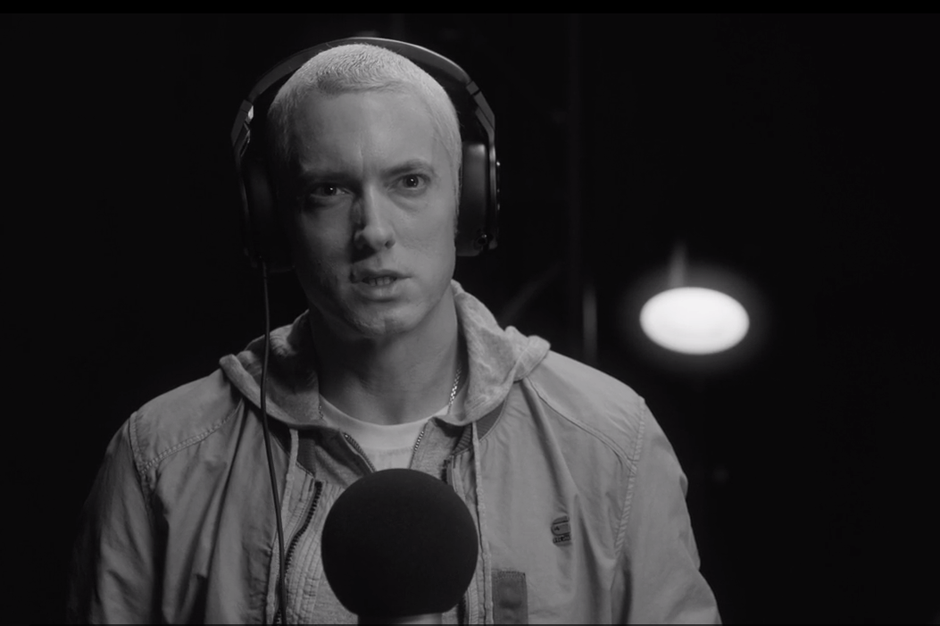 Eminem Gives Career Spanning Interview To Zane Lowe For