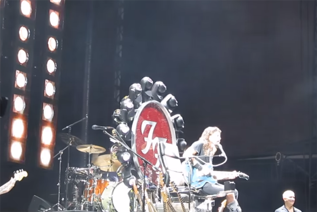 foo fighters chad smith