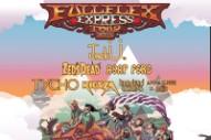 Stream Jack Ü, Tycho, ASAP Ferg on the Full Flex Express Tour