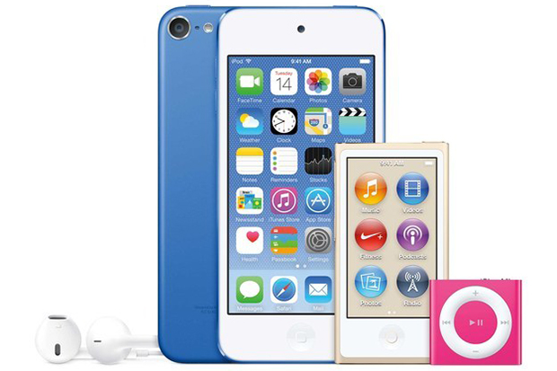 all apple ipods models - photo #46