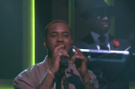 Jeremih Brought R&B-DM to Late Night TV With 'Tonight Belongs to U!'