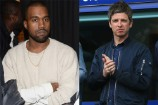 Noel Gallagher Says He Liked the First 30 Minutes of Kanye West's Glastonbury Set, Then Got Bored