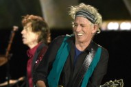 Keith Richards Looks for 'Trouble' on First Solo Song in 20 Years